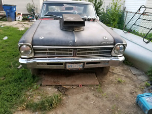 1966 Acadian sd swap for nice harley send pics and info