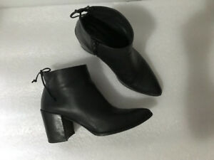 RARE Stuart Weitzman Lofty Nappa Leather Boots sz 8.5