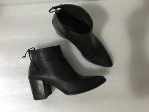 RARE Auth Stuart Weitzman Lofty Nappa Leather Boots sz 8.5