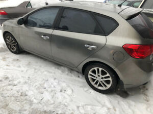 2012 Kia Forte5 Ex eco propre Hatchback