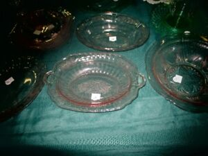 depression glass -1920's