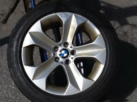 """BMW 19"""" RIMS FROM AN X6"""