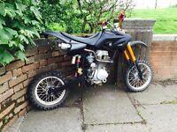 Big Wheeled Pitbike 200cc pit bike Crf
