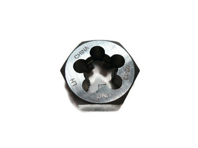 IRWIN HANSON Hex Die,High Carbon Steel,RH,5//8-11 6852