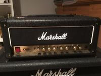 Marshall DSL15 Head and 1936 Cabinet