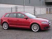 Audi A3 2.0TDI ( 170PS ) Sportback Quattro S Line Turbo Diesel