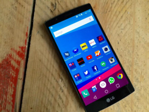 Lg g4 with otterbox UNLOCKED.  Reduced