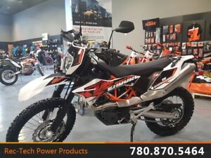 2017 KTM 690 Enduro R - $1,500 off! - $73/bi-weekly