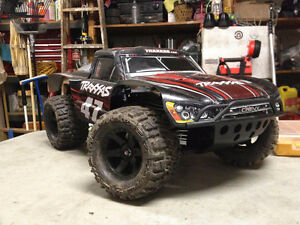 want to trade traxxas slash 4x4 for other RC