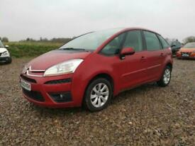 image for 2010 CITROEN C4 PICASSO RED AUTOMATIC RED SALVAE DAMAGED REPAIR CAT MPV