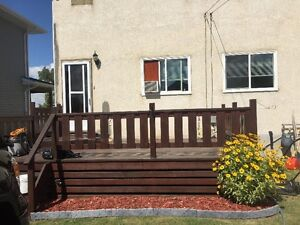 3 Bedroom Townhouse Apartment  in Rivers MB