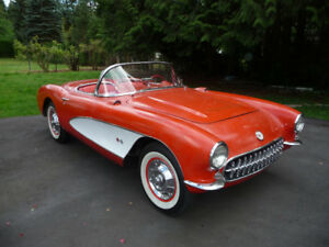 1957 Corvette 283/245hp Survivor