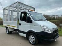 2012 Iveco Daily CAGE TIPPER Tipper Diesel Manual