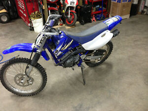 Yamaha TTR 125cc big wheel