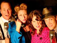 Retro to Electro: Retro Revue Swing Party Fundraiser