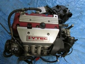 Acura RSX DC5 K20A Type R Engine 6 Speed Transmission 2002-2006