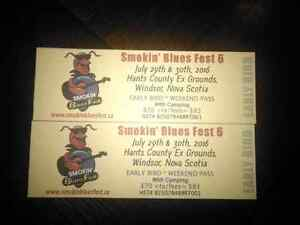 Smokin Blues Fest 2016 tickets