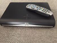 Sky HD & remote