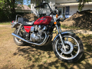 One Owner 1980 GL 1000 Suzuki