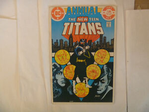 TEEN TITANS Comics by DC - lots to choose from