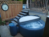 Looking to trade my six person softub for a boat