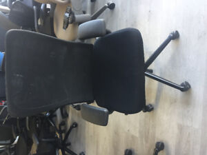 Haworth zody task chairs for sale in excellent condition $399 ea