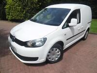 2013 Volkswagen Caddy C20 TRENDLINE 1.6TDI 102PS COLOUR CODED WITH ELEC/PACK