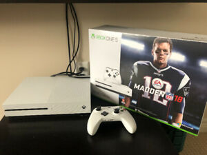 X Box One S 500GB For Sale
