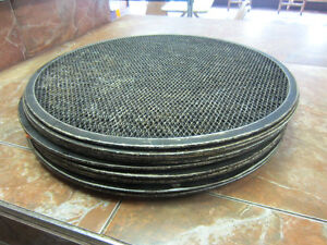 Pizza dough screens and pans London Ontario image 1