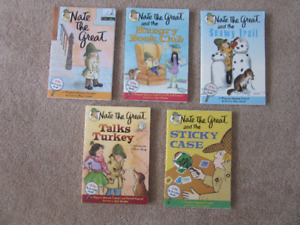 Nate the Great  Children's Books.
