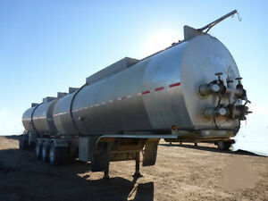 Used Tremcar Aluminum Super B Tank