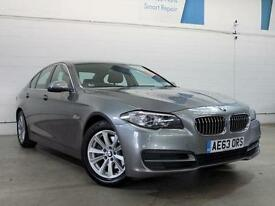 2013 BMW 5 SERIES 520d SE 4dr Step Auto