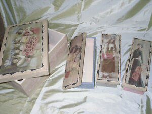 Wooden Vintage looking Boxes within a Box Windsor Region Ontario image 2