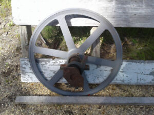 18 inch pulley