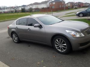 am selling my infiniti G35x 2007 for $5899.99