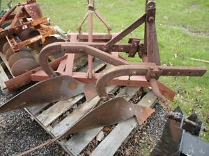FARMING EQUIPMENT FOR TRACTOR