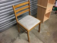 2 kitchen dining chairs