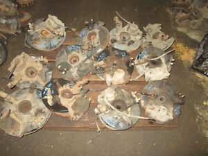 2000-2005 TOYOTA CELICA FRONT SPINDLE ASSEMBLY -USED-.