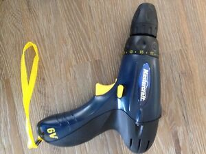 Like new 6V Mastercraft Cordless Drill with Charger and Bag London Ontario image 2