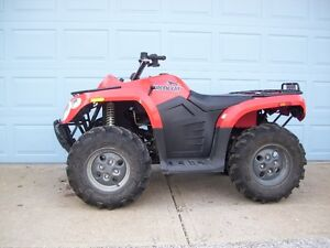 like new 2008 arctic cat 366,,,,same motor they put in the 400