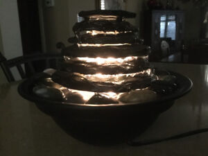 Table Top Fountain  ...Very soothing ....