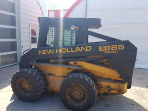 wanted atachments for skid steer