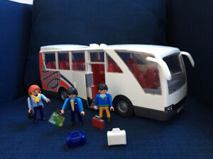 b371c1d73b Excellent Condition Playmobil City Bus and Accessories