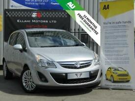 Vauxhall Corsa SXi 1.4i VVT 5 Door Manual Petrol 2011