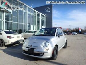 2014 Fiat 500C Lounge - Leather Seats - $36.02 /Wk