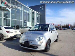 2014 Fiat 500C Lounge - Leather Seats - $36.13 /Wk
