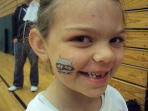 Birthday Parties & Community Events...  Face Painting! Peterborough Peterborough Area image 9