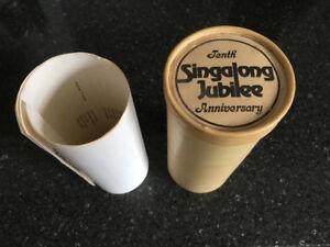 Singalong Jubilee 10 Anniversary