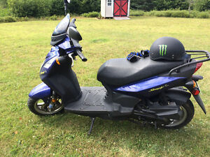 Symply Sym Gas Scooter- 50cc