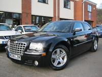 2008 08-Reg Chrysler 300C 3.0CRD V6 auto LUX,76,000 MILES,USPERB COND!!!!